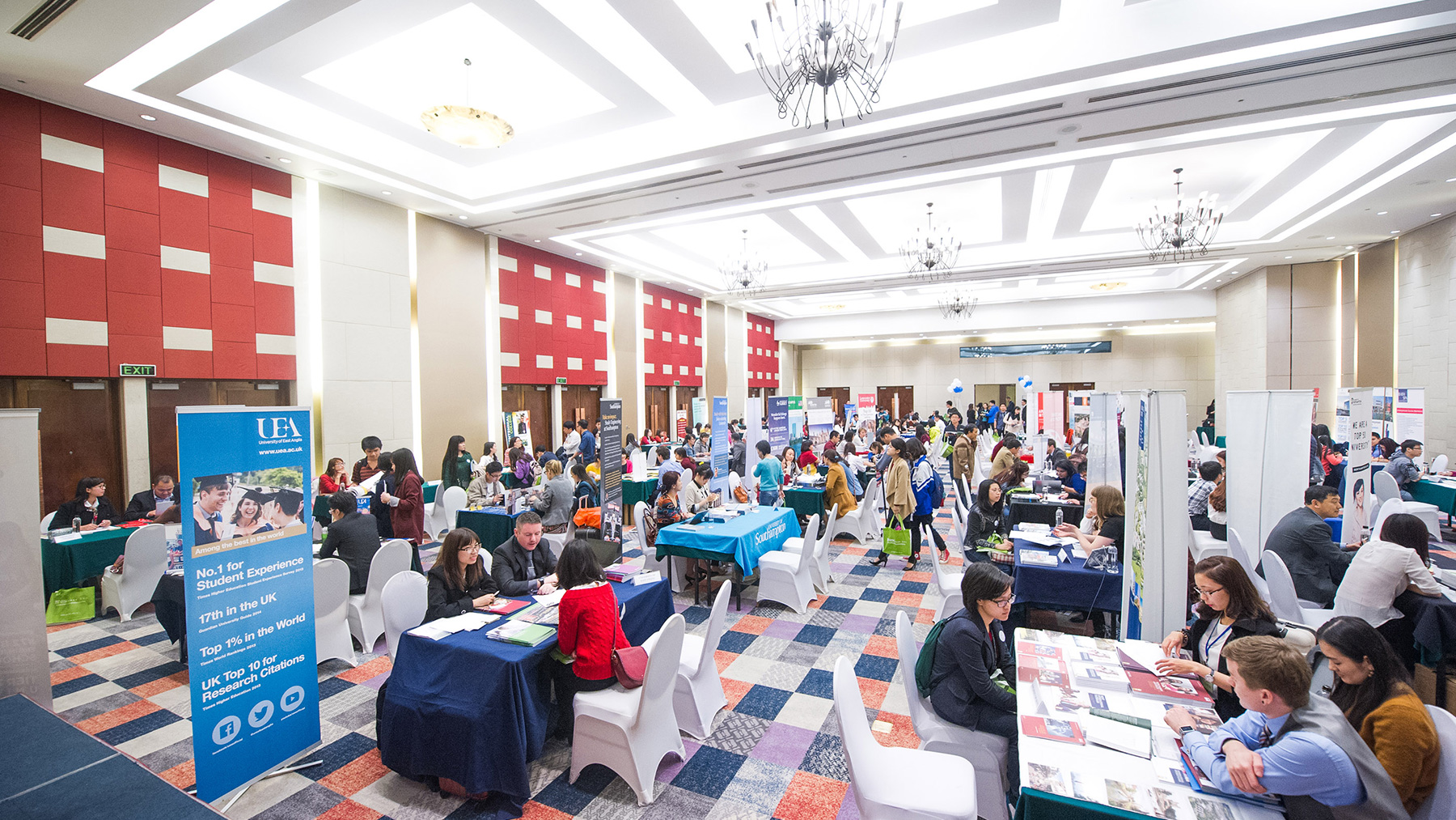 GSE-beo 2015 Education Fair